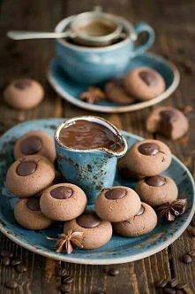 ciasteczka z czekoladą ^_^