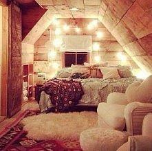 chcę taką sypialnię! <3