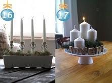 Twoje DIY - czyli zrób to sam: 29 pomysłów na świecznik adwentowy