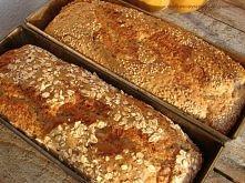 Nie ma to jak świeży chleb samemu upieczony :)