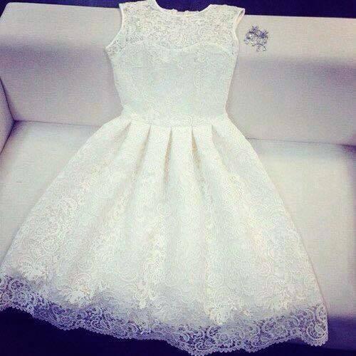 Kolejna z wymarzonych sukienek. Boska? Boska. :')