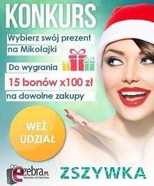 Prezent na Mikołajki - wygraj i wybierz dowolny kosmetyk!  Kochani <3!  Okres przedświąteczny to czas gorączkowych przygotowań połączonych z poszukiwaniem wymarzonych prezent...