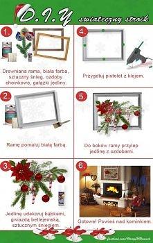DIY STROIK ŚWIĄTECZNY :)  po więcej informacji klik w obrazek ;)