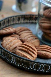 Gryczane ciasteczka bezglutenowe