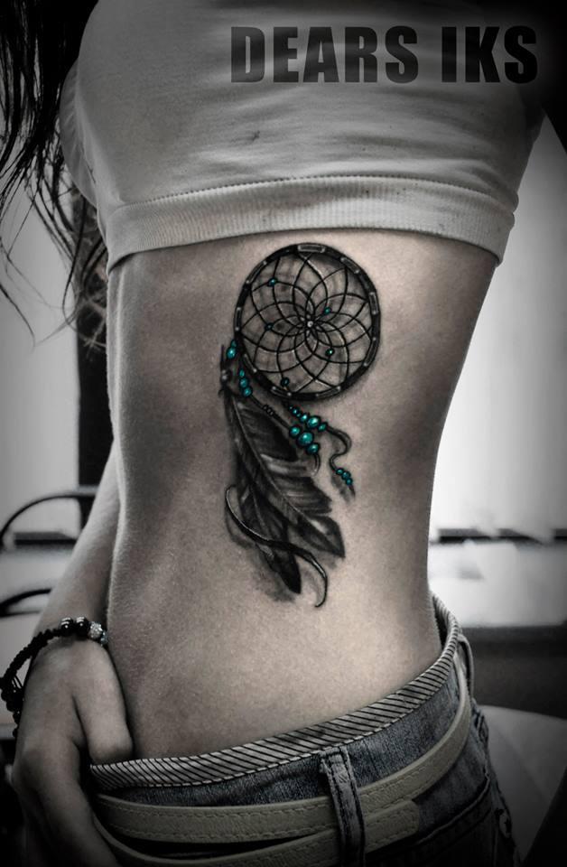 łapacz Snów Na Tatuaże I Piercing Zszywkapl
