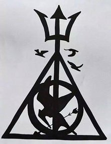 kocham <3  Niezgodna Harry Potter percy jakson   i igrzyska śmieci