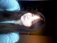 moje włosy; )