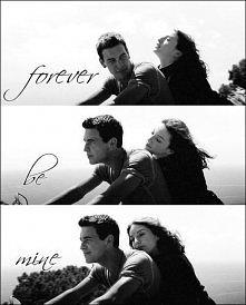 Prawdziwa miłość nigdy się nie kończy, na zawsze w sercu pozostaje, będąc dla...