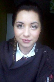 makijaż dzienny :)