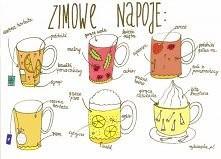 Pyszne napoje na zimę