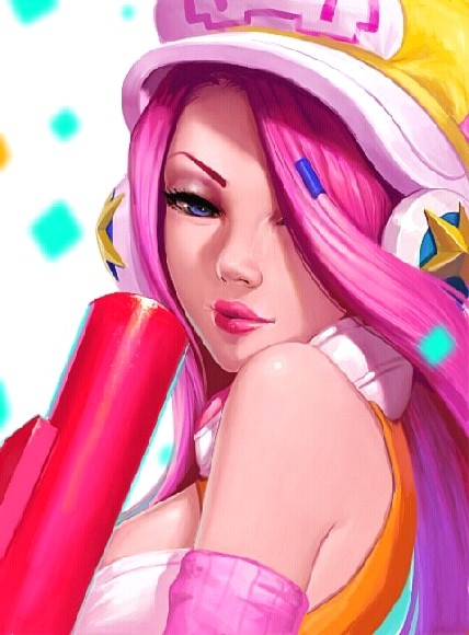 #League of Legends #Miss Fortune #MF