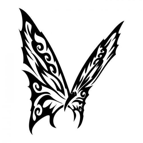Motyl Na Wzory Tatuaży Zszywkapl