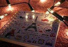 Śliczny notatnik
