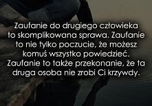 Zaufanie...