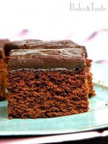 Ciasto czekoladowe a la pie...