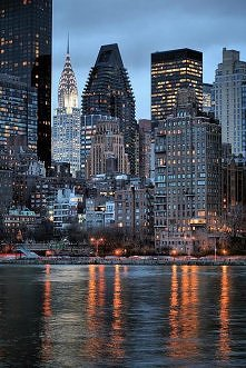 new york is waiting...