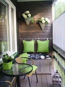 Balkon idelany