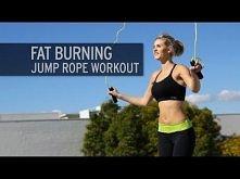 Fat Burning Jump Rope Worko...