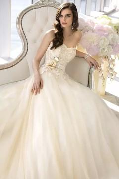 f3c5a97d77 suknia ślubna ecru na ŚLUB - Pomysły