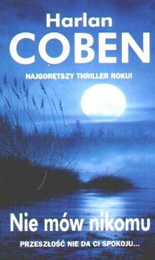"Harlan Coben ""Nie mów nikomu"""