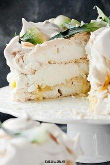tort bezowy piña colada  cz...