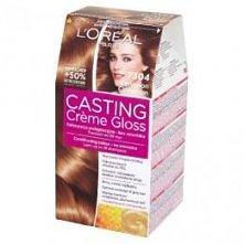 Casting Creme Gloss Koloryzacja w kremie. Piękny kolor. Łatwe użycie.