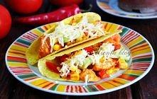 Tacos z kurczakiem (290 kcal)