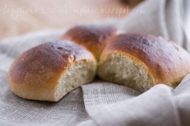 Chleb przytulony