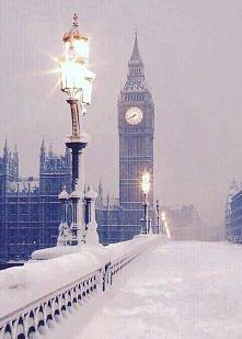 Zima w Londynie