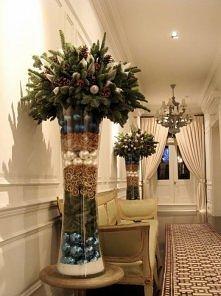 świetny pomysł na dekoracje :)