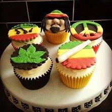 Reggae muffinki ;)