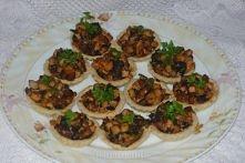Babeczki z szynką(150 kcal)