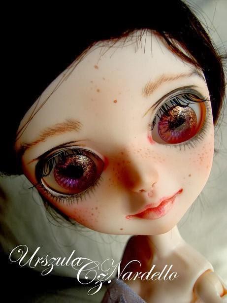 repainted Tangkou doll