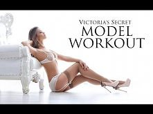 Victoria's Secret Model - Full Cardio Workout (FOLLOW REAL TIME!)