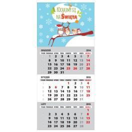 Kalendarze Magnetyczne na Lodówkę na 2015