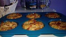 Muffinki pizzowe...