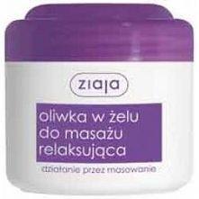Ziaja Oliwka w żelu do masażu relaksująca, brakuje jeszcze osoby chętnej do z...