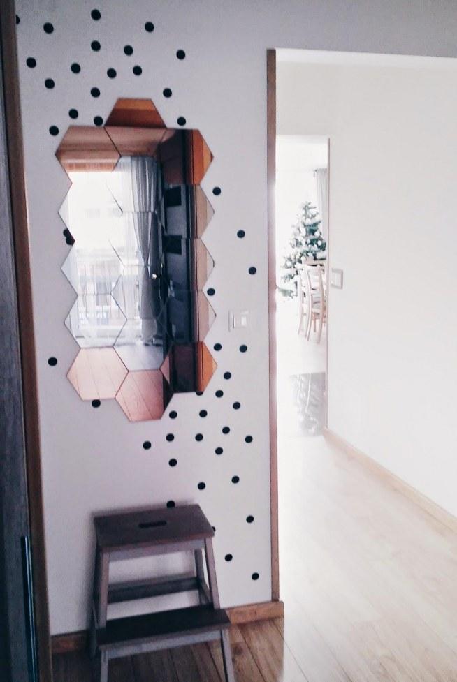 Lustra Ikea Kropki Naklejki Klik Na Białeszareprzytulne Wnętrza
