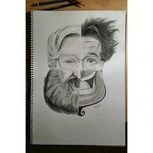 Robin Williams w swoich czt...