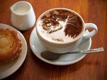 kawowa stylizacja- arcydzieło <3