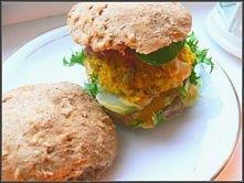 rewelacyjne burgery z kaszy...