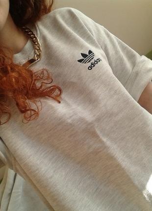 bluza adidas z krótkim rękawem