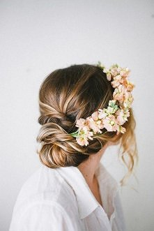 Simple Wedding Updo - Convenience and Comfort!