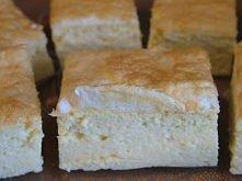 Dietetyczny sernik.  Składniki: biały ser chudy (500g) mleko (150ml) 1 serek ...