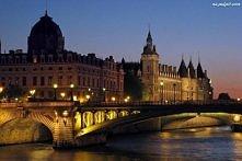 rzeka i most francuski. :)