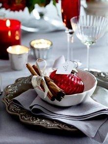 Szukasz inspiracji na dekorację świątecznego stołu - klinij