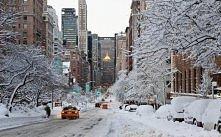 New York zimą ;]