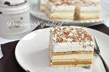 Ciasto 3Bit Składniki: 1 puszka masy krówkowej lub puszka słodkiego mleka sko...