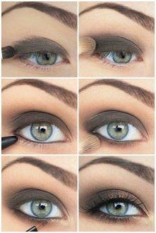 łatwy mocniejszy makeup