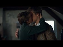 The Fault In Our Stars Hazel And Gus First Kiss